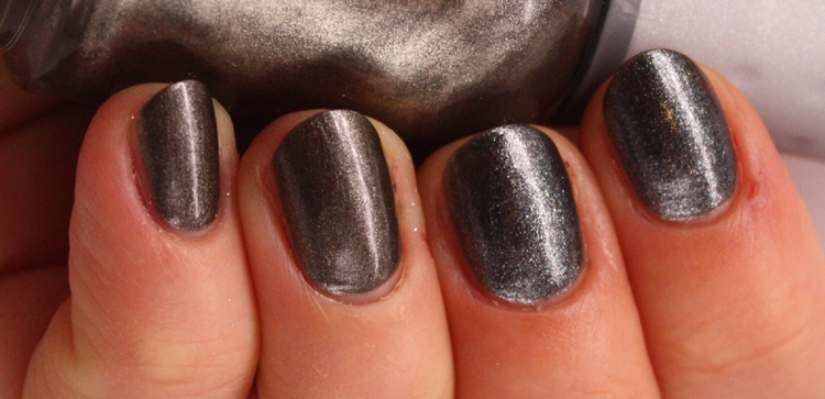 Chromatic-Dark-grey-nail-polish