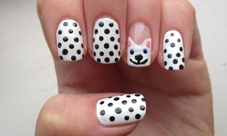 cat-round-nail-design