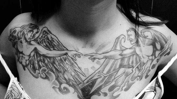 demon-tattoo