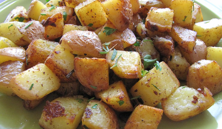 Donnot Eat Potatoes
