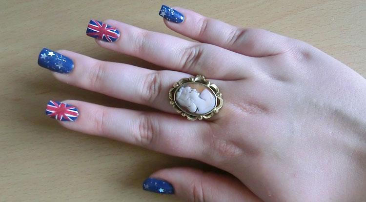london calling nails