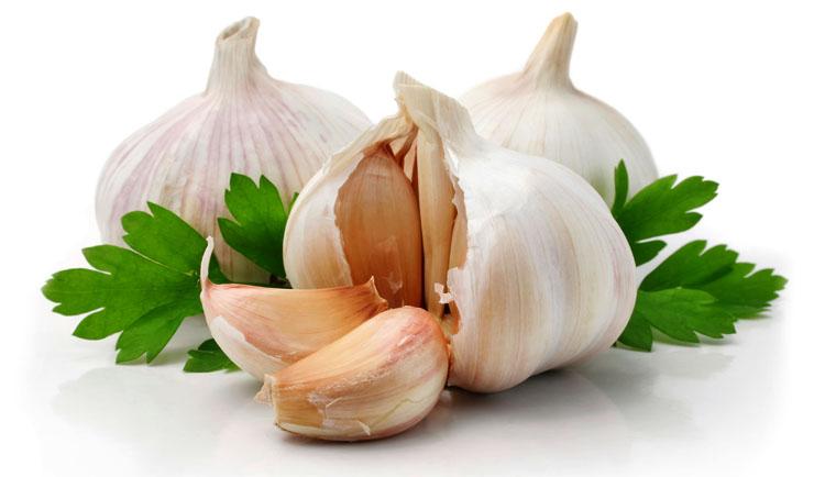 garlic-heart