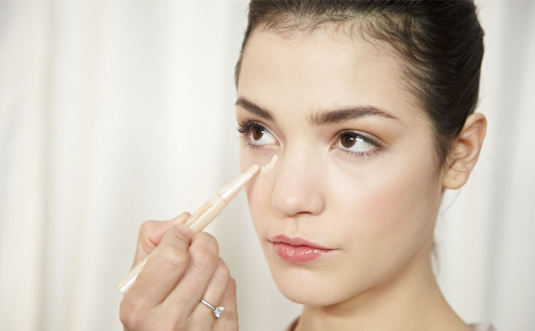 makeup to hide the dark circles