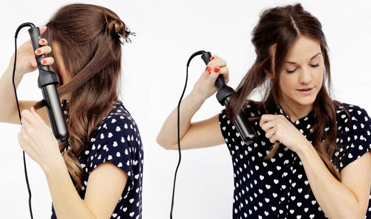 Simple Do For long hair