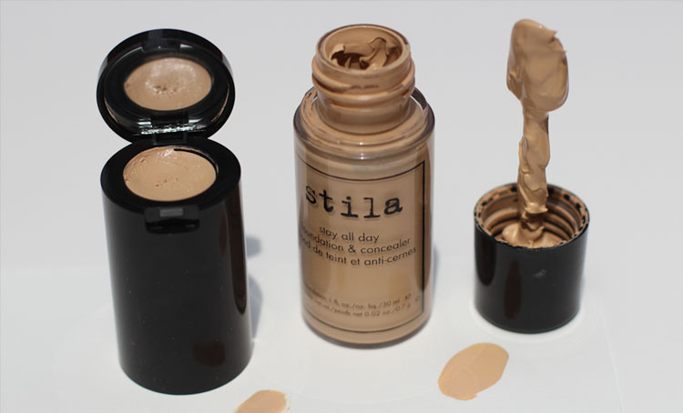 Stila Foundation and Concealer