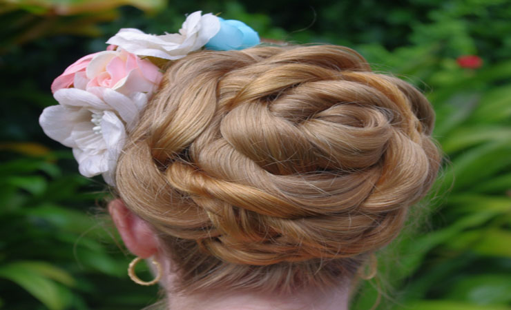 swirling-flower-updo