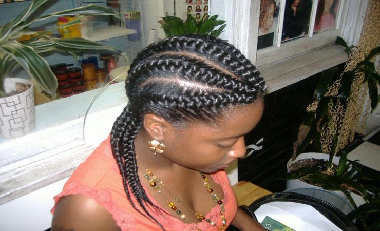 french-black-braids
