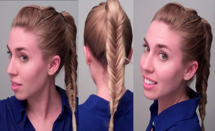 high-ponytail-with-fishtail-braid