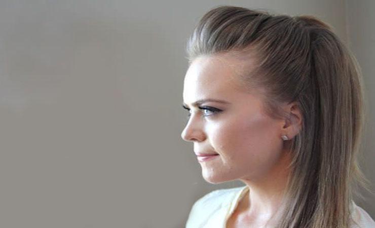 pompadour-ponytail