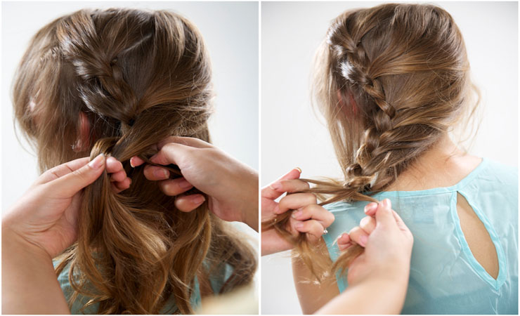 side-swept-braids