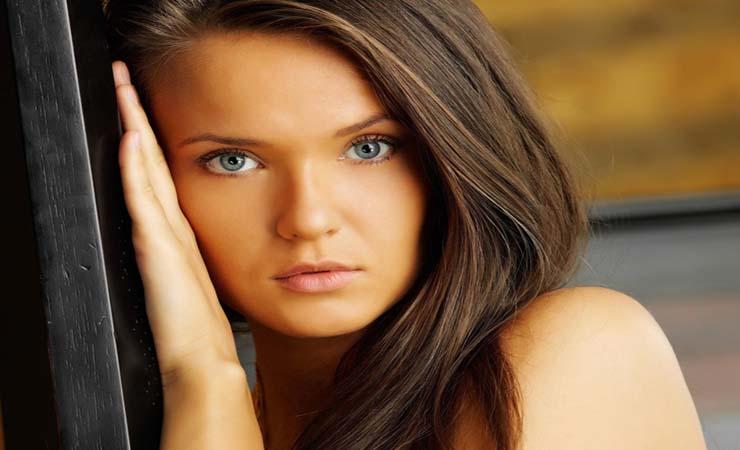 brunettes-hair