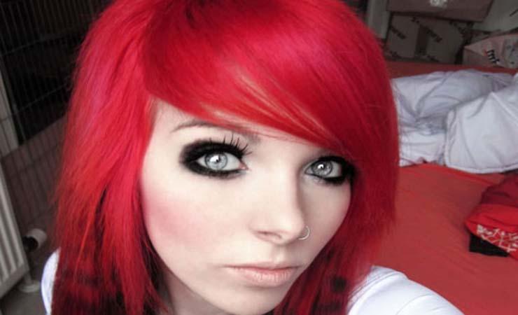 red-hair