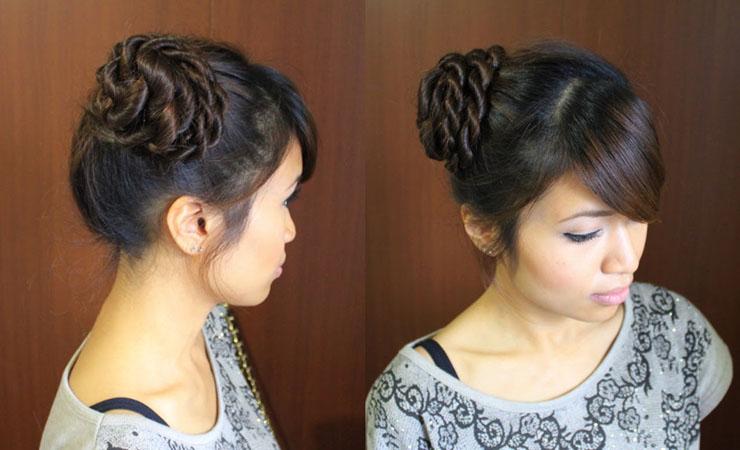 ballerina-bun-hairdo