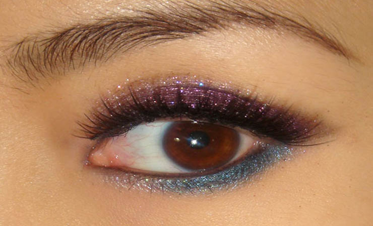 galaxy-stars-eye-makeup