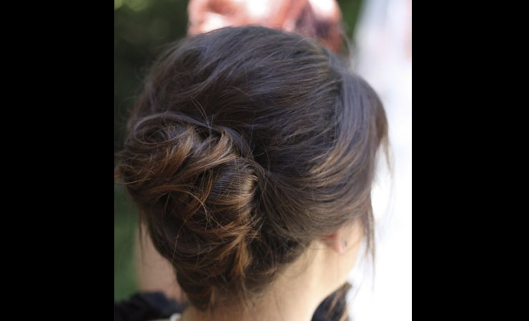loose-french-twist