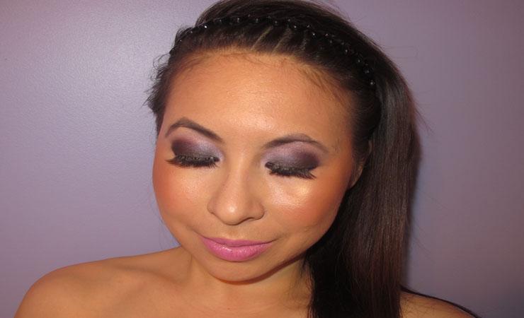 plum-metallic-smokey-eyes