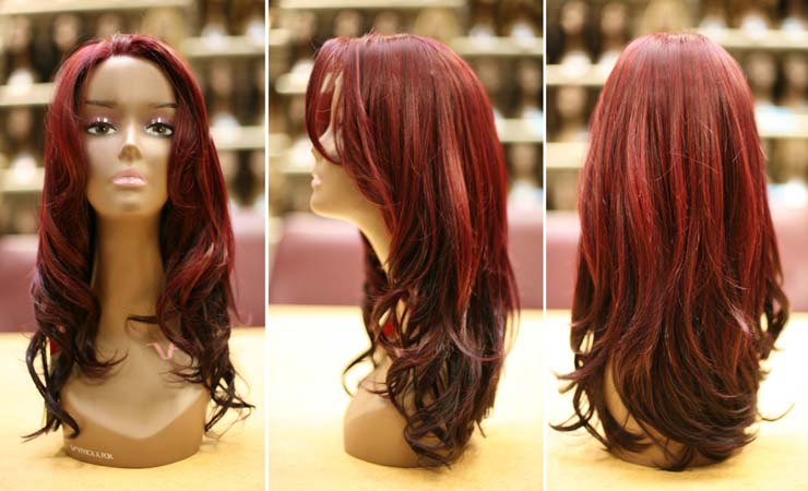 ummery-red-ombre-hair