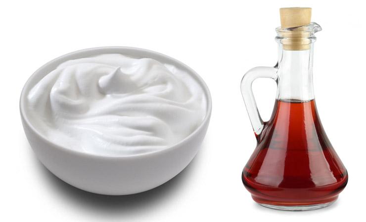 yogurt-and-vinegar-mask