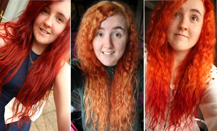youthful-orange-and-red-ombre-hair