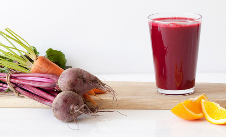 carrot-and-beetroot-juice
