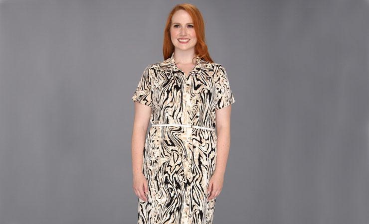 petite-jersey-print-dress-42in