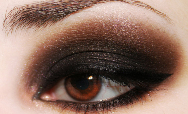 smokey-eyes-eyeshadows