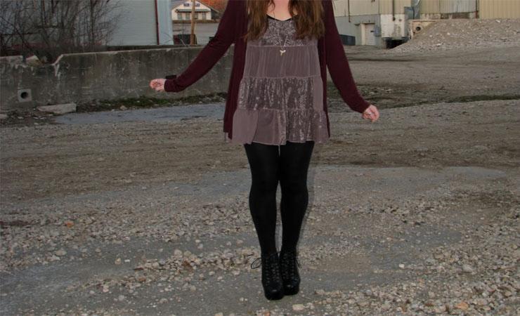 Dress weirdly