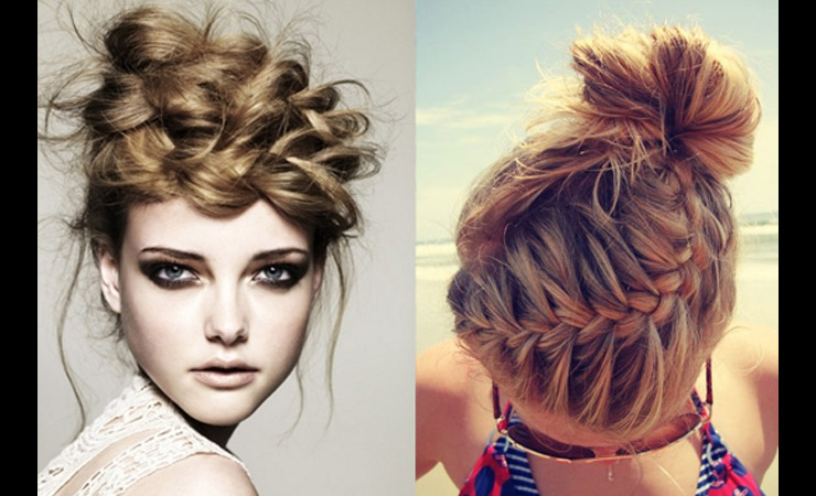 Top-of-the-head-Bun-with-Braid
