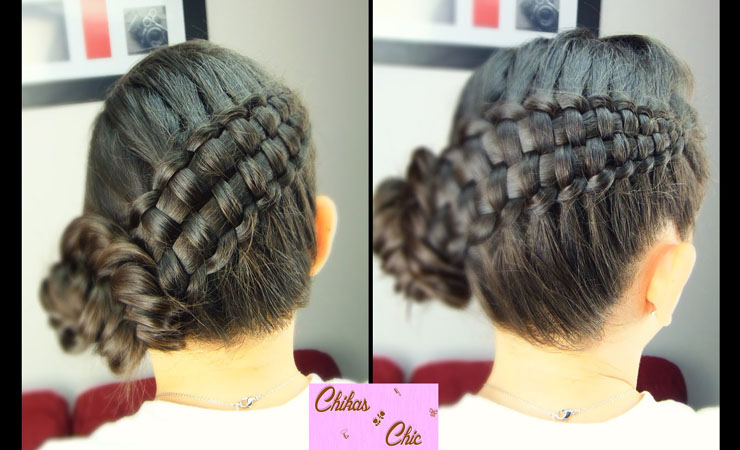 Double-Braided-Updo