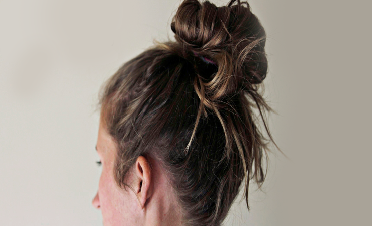 the-messy-bun-hairstyle