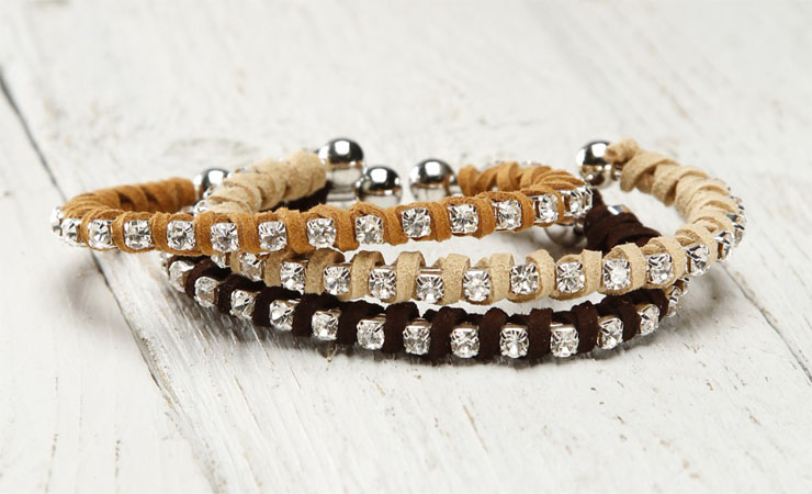 Wrapped-Bangle-Bracelets-Fashionable-Bracelets