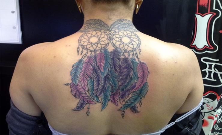 Dreamcatcher-Tattoos-Tattooing
