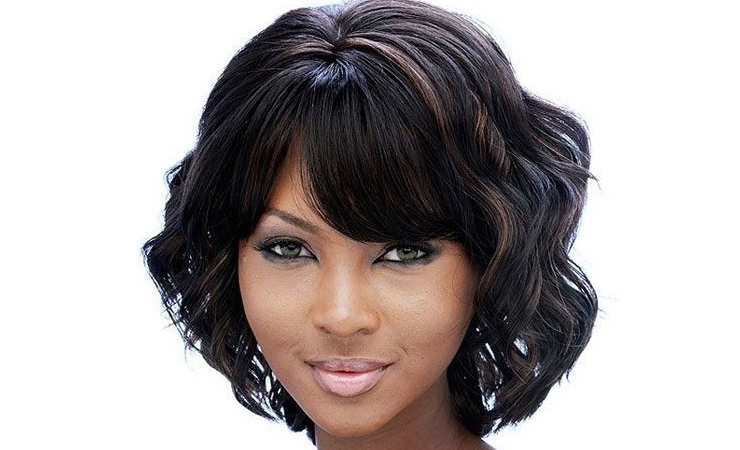 Gorgeous-waves-Bob-Hairstyle-for-Medium-Hair.