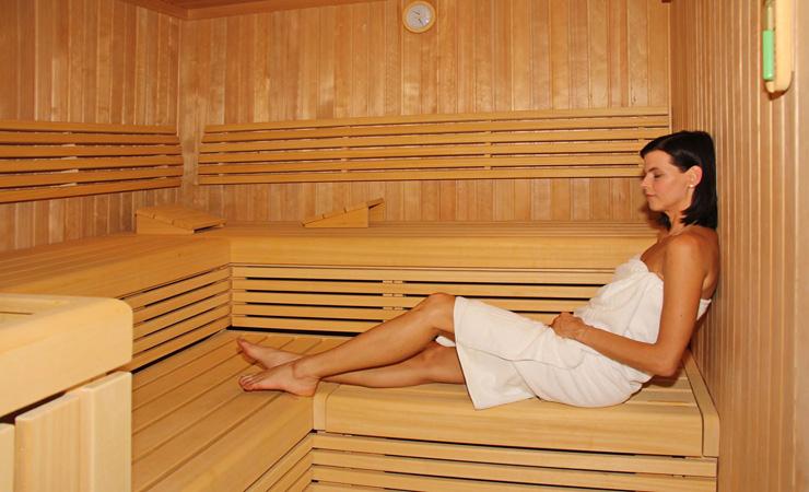 Sauna-Bath