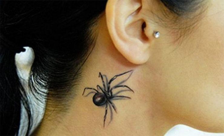Spider-Tattoos-Tattooing