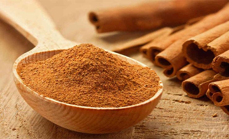 Cinnamon..