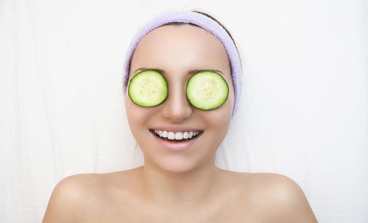 cucumber eye