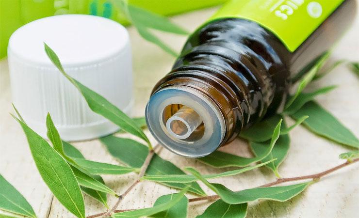 tea tree oil..