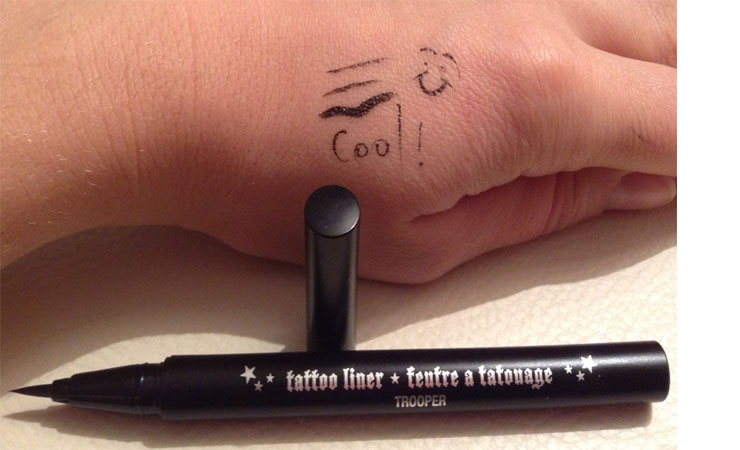 Why only KVD tattoo liner