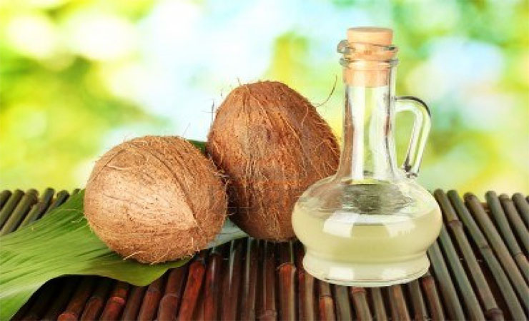 Coconut Oil as a moisturizer