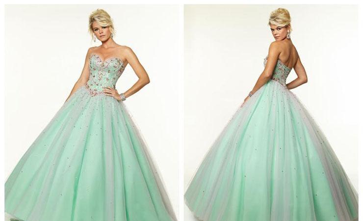 Fabulous Sweetheart Floor Length Cheap Quinceanera Dress