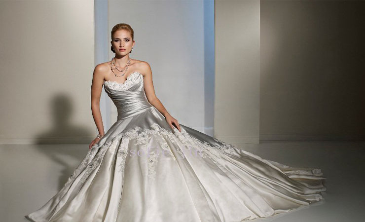 Fantastic Elegance Sweetheart Mermaid Wedding Dress
