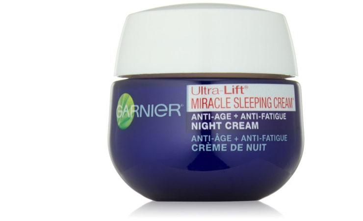 Garnier Ultra-Lift (Miracle Sleeping Cream)