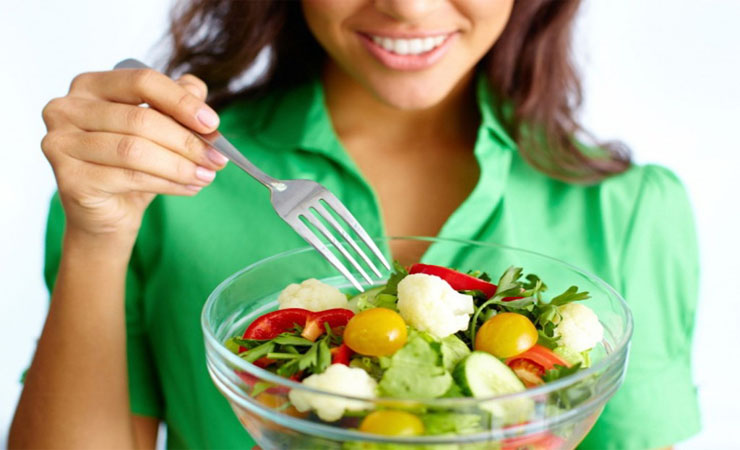 Importance of healthy diet