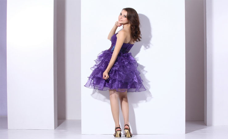 Splendid Jeweled Purple Quinceanera Dress with Wide Straps