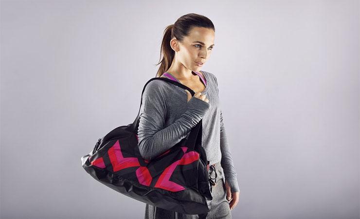 The Eva Gym Bag