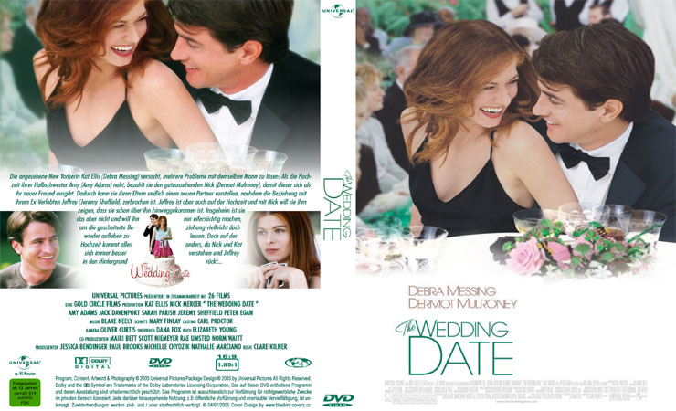 the weddimg date