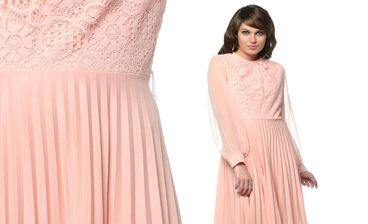 Sophisticated Cerise Pink Homecoming Dress