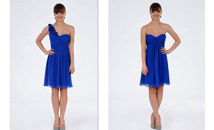 Sweet A-line Lace Flower Girl Dress with Knee-length Hemline