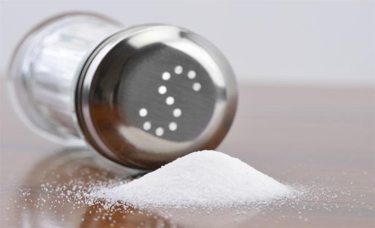 Cut Down Sodium